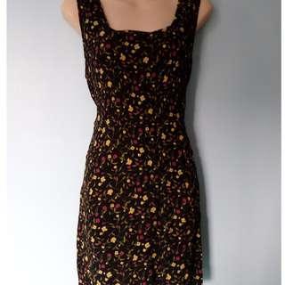 Vintage Stretch Dress