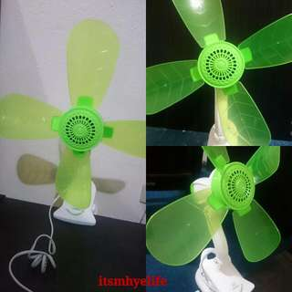 Clip Electric Fan