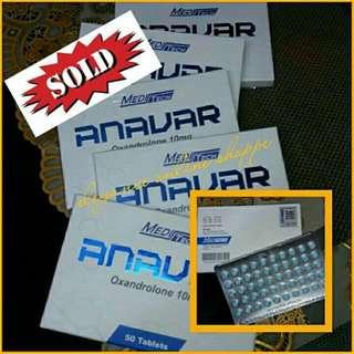 ANAVAR (Still Available!!)