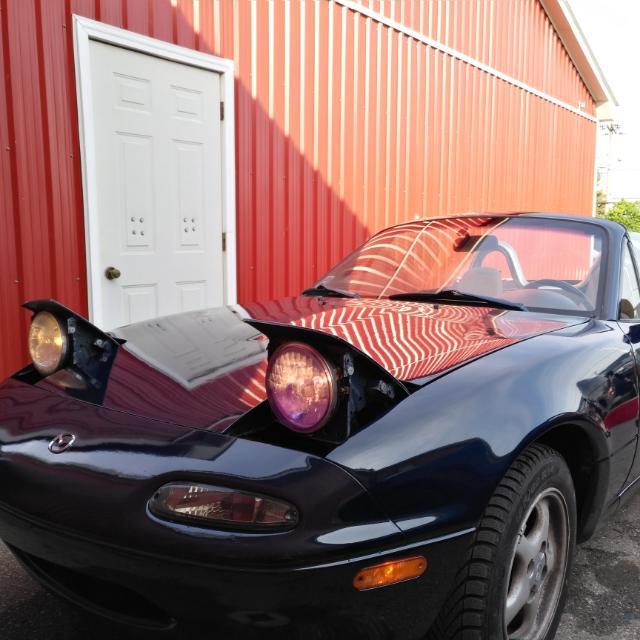 1997 Mazda Miata MX5