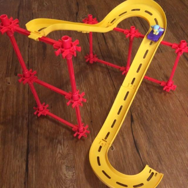 2000年 麥當勞玩具 摩天衝鋒隊 絕版玩具