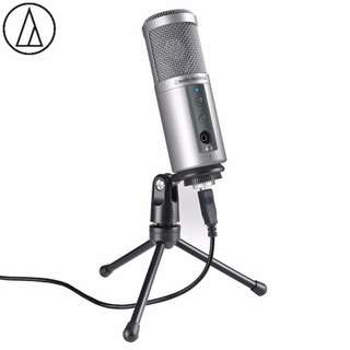 Audio-Technica ATR-2500USB Cardioid Condenser USB Microphone