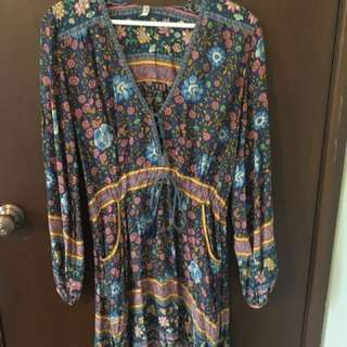Spell & The Gypsy Collective Folk Town Play Dress