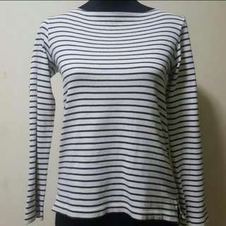 Uniqlo Long sleeves Striped Shirt