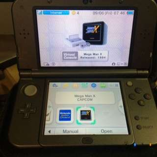 """New"" Nintendo DS XL With Heaps Of Games"