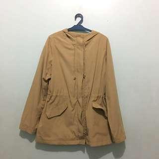 Nude Parka/Utility Jacket