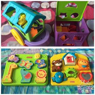 Preloved Toddler Toys