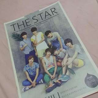 The Star Vol 3 INFINITE, Kim Soohyun