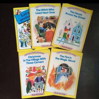 Young Readers (5 Titles)