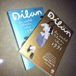 DILAN novel
