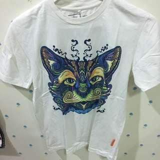 ORIGINAL Zentangle cat thinkcookcook