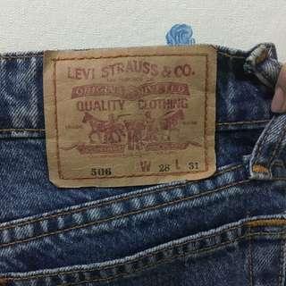 authentic levis jeans