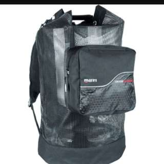 Mares Deluxe Cruise Mesh Backpack