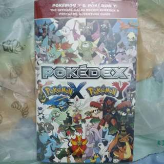 Pokedex XY With Poster (English Version)