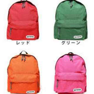 Outdoor Backpack - Orange
