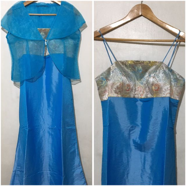 22BC Long Gown