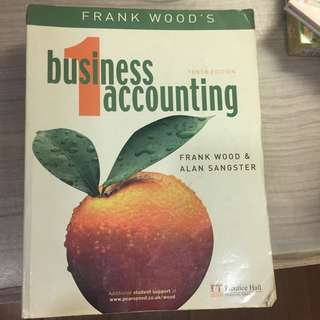 Business Accounting (10th Edition) #Take5Off
