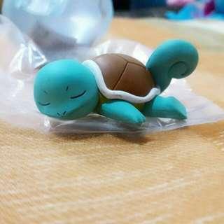 神奇寶貝 傑尼龜扭蛋(含運)