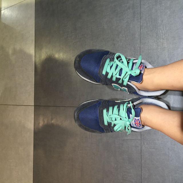 韓國買運動鞋38號