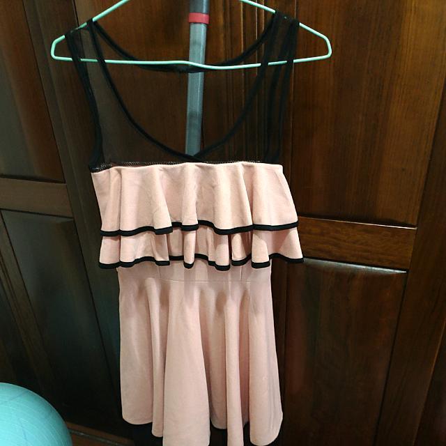 過年前出清便宜賣🎉粉色小洋裝