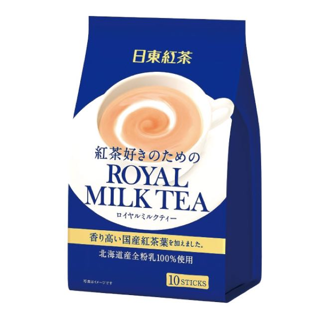 日本日東奶茶