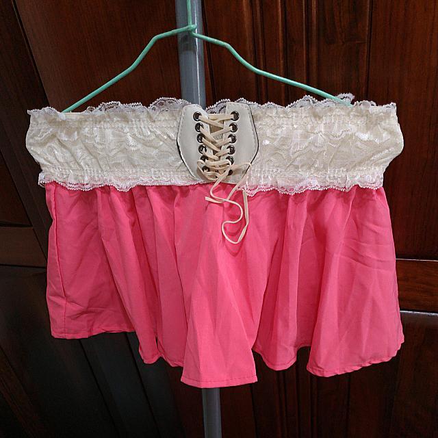 過年前出清便宜賣🎉粉色褲裙