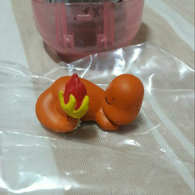 神奇寶貝 小火龍扭蛋(含運)