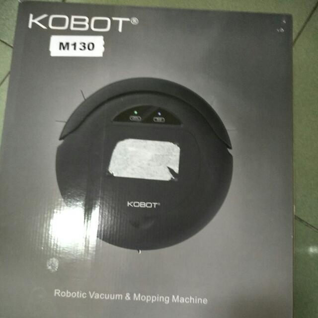 代售 掃地機 Kobot 可小議
