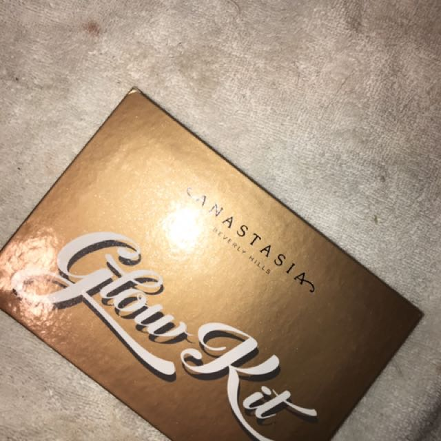 ABH Ultimate Glow Palette