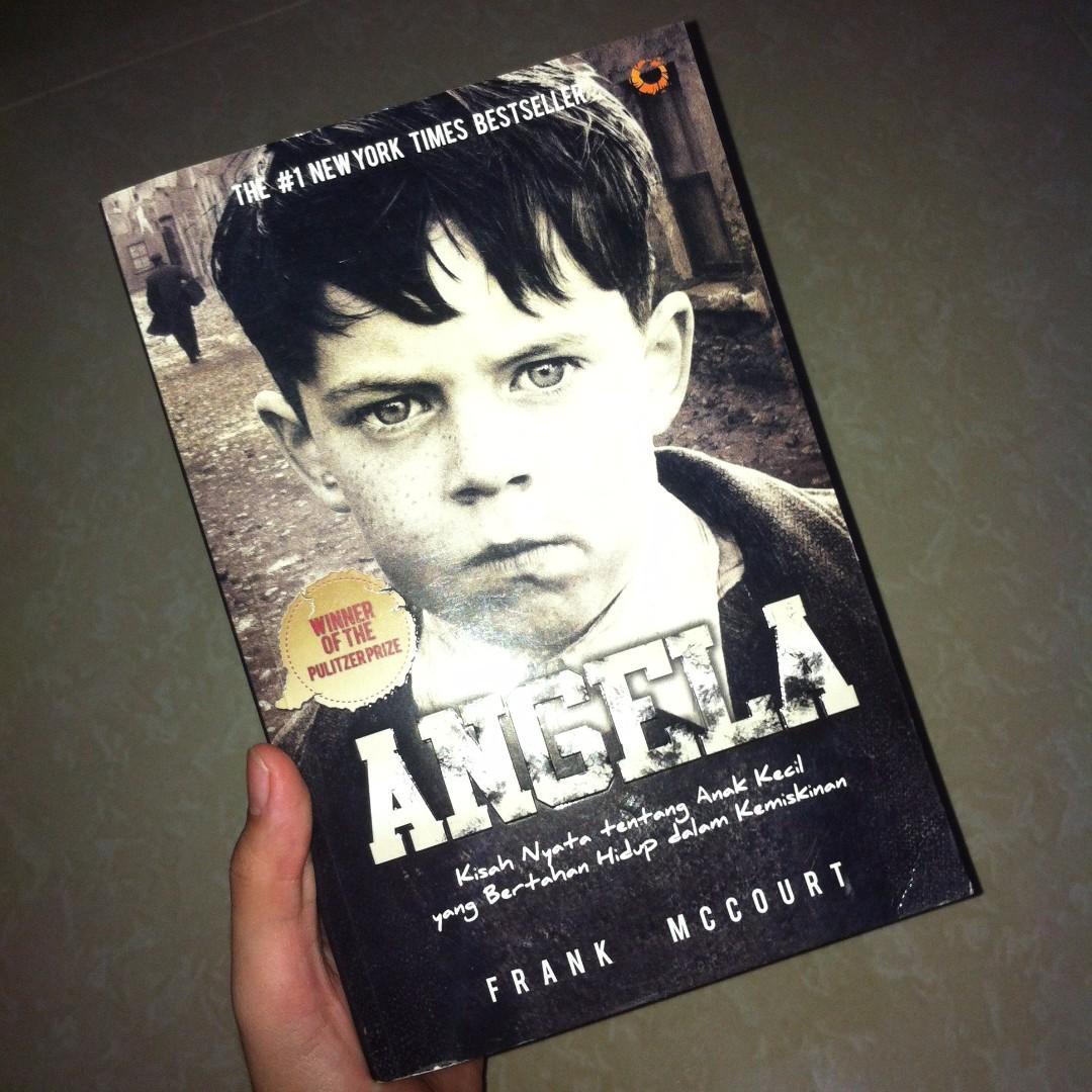 ANGELA novel