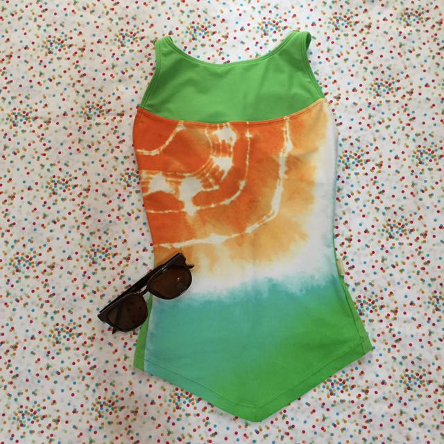 ARENA SWIM tank top