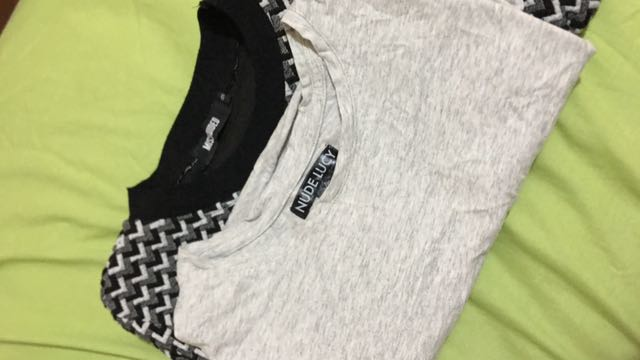 Assorted Cropped tops