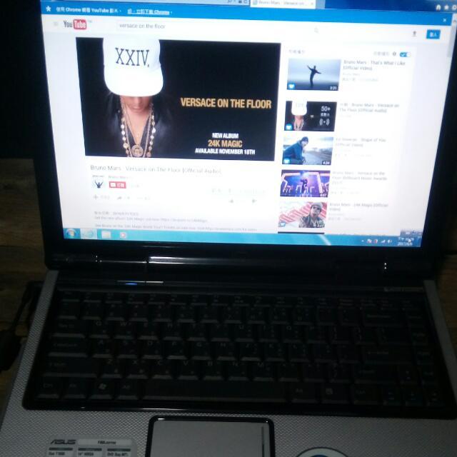 """Asus F80L 14"""" Laptop"""