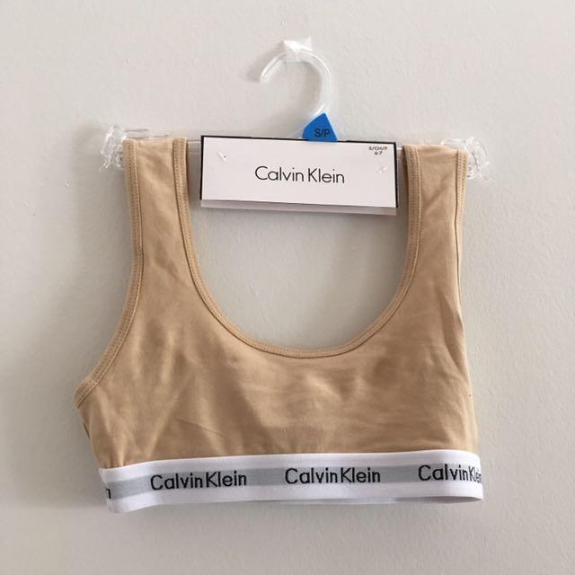 Authentic Calvin Klein Bra