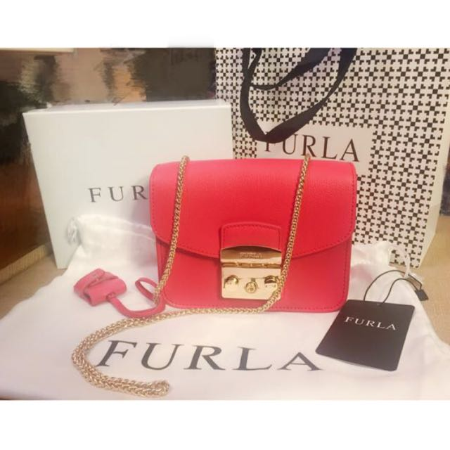 Quick Sale!!! Authentic Furla Metropolis