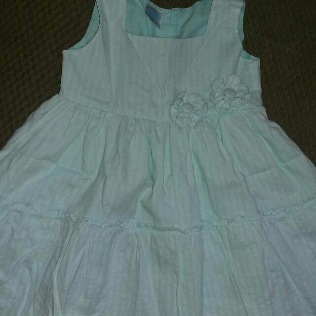 Baby dress preloved