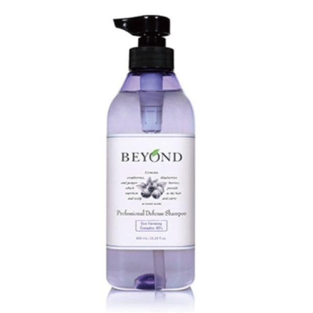 BEYOND藍莓洗髮精 200ML