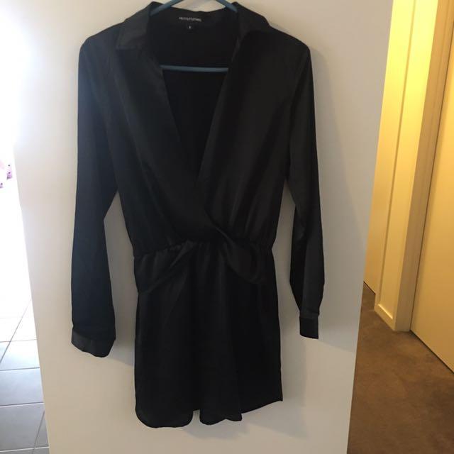 Black Dress PLT