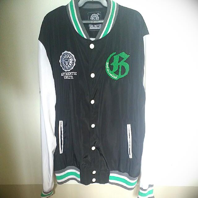 BNY Unlimited Varsity Jacket