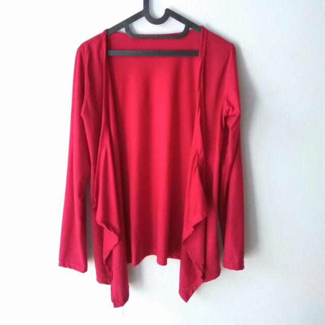Sale Cardigan (Outer) Big Size Size L