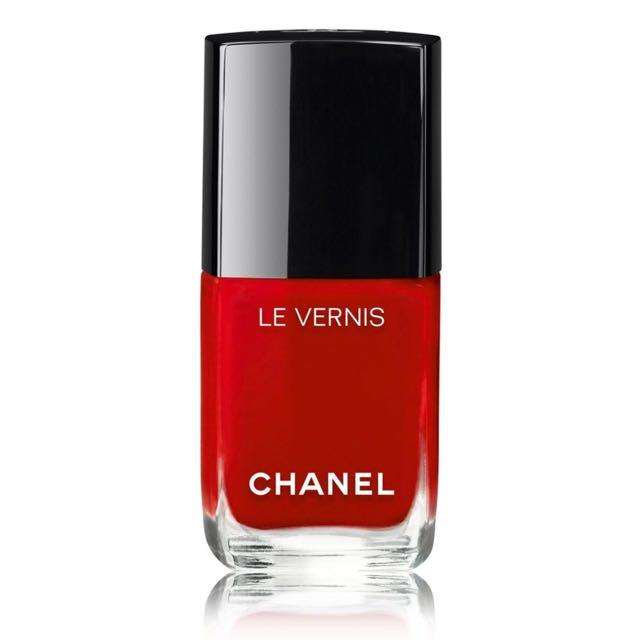 《全新》CHANEL香奈兒時尚恆彩指甲油 #528