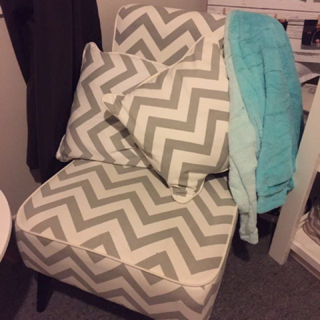 Chevron Chair