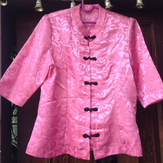 Chinese Style Blouse