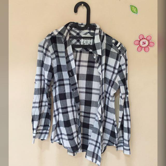 Connexion B&W Shirt