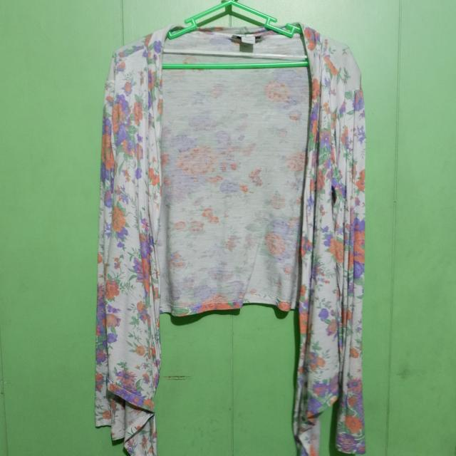 Cotton On Floral Cardigan