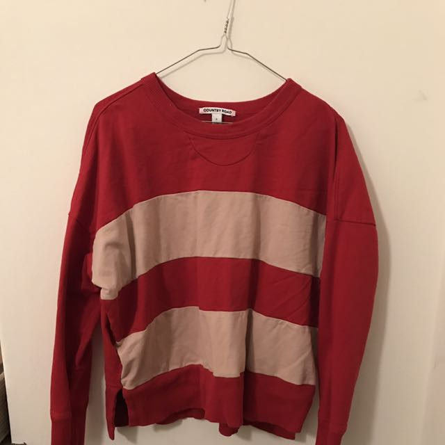 Country Road Jumper / Sweater