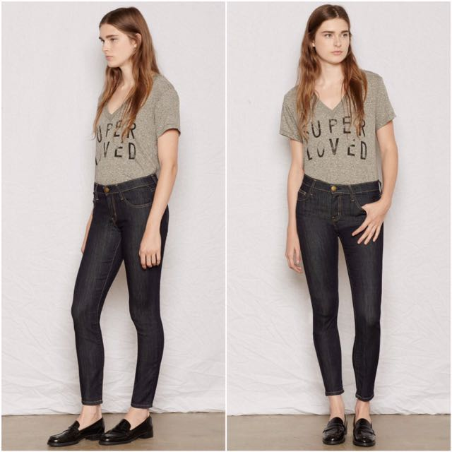 Current/Elliott 'The Stiletto' Skinny Jean / Size 28
