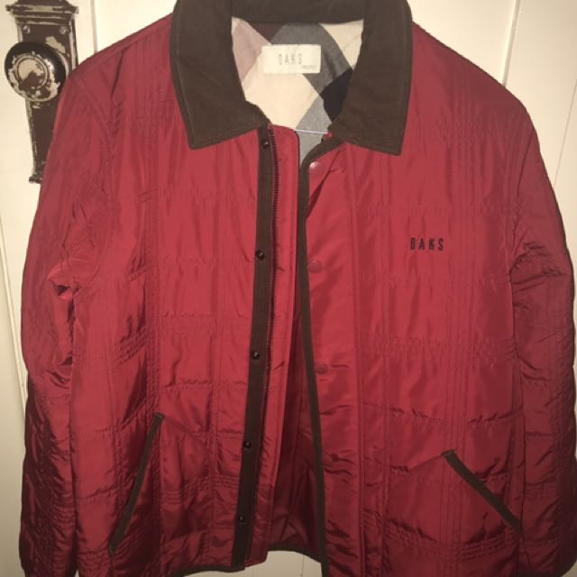Daks Red Jacket