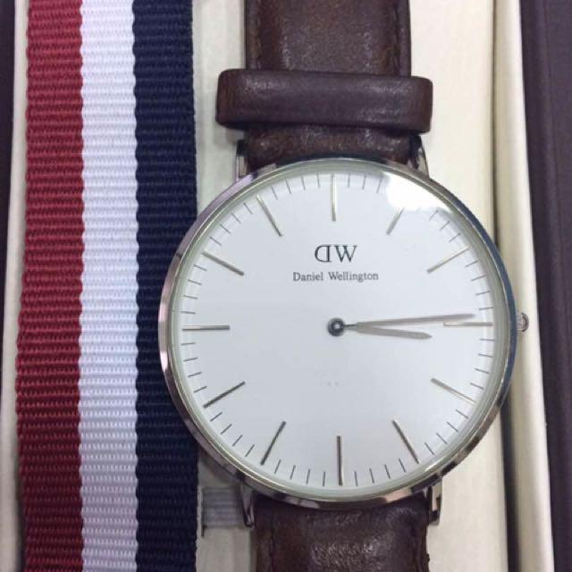 Daniel Wellington Watch Jam Tangan