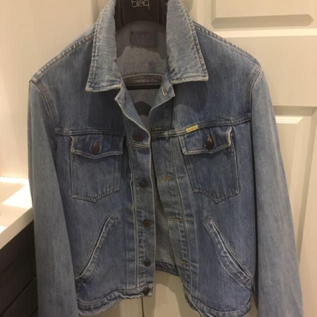Denim Jacket - Vintage